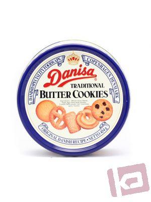 Danisa Danish Cookies