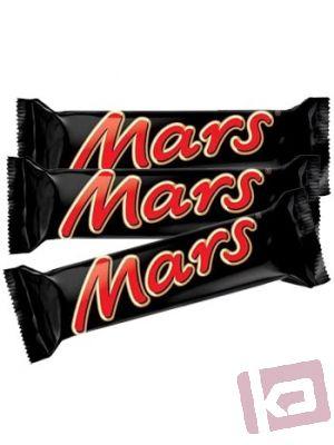 Mars Chocolate to Kerala