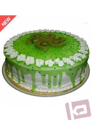 Kiwi Cake - Gift to Kerala