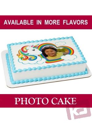Photo Cake - Gift to Kerala