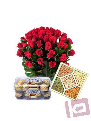 Premium Combo Delight - Gift to Kerala