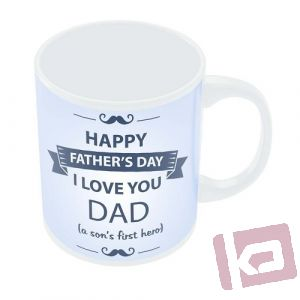 Happy Father's Day I Love You Dad Mug - Gift to Kerala