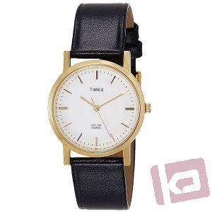 Timex Classics Analog White Dial Men's Watch - Gift to Kerala