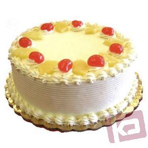 Pineapple Cake to Kerala